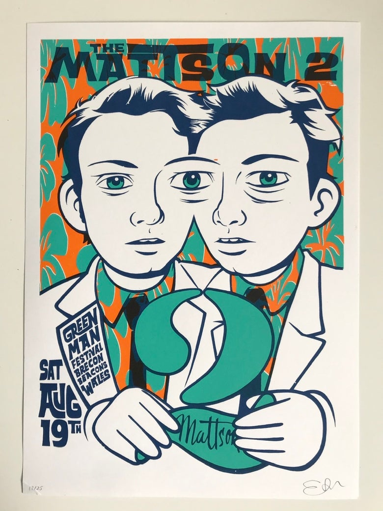 Image of The Mattson 2 poster