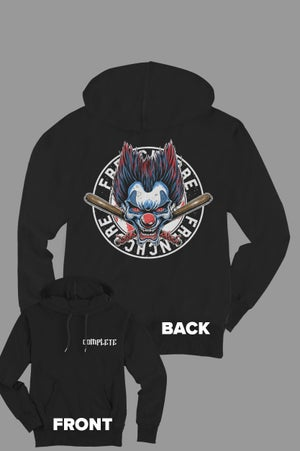 Image of Complete Frenchcore Clown Hoodie