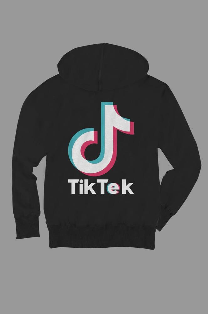 Image of TikTek Hoodie