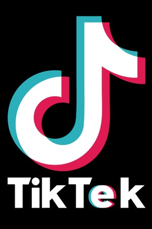 Image of TikTek Zip Hoodie