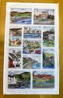 North Wales Tea Towel