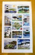 Anglesey  Tea Towel