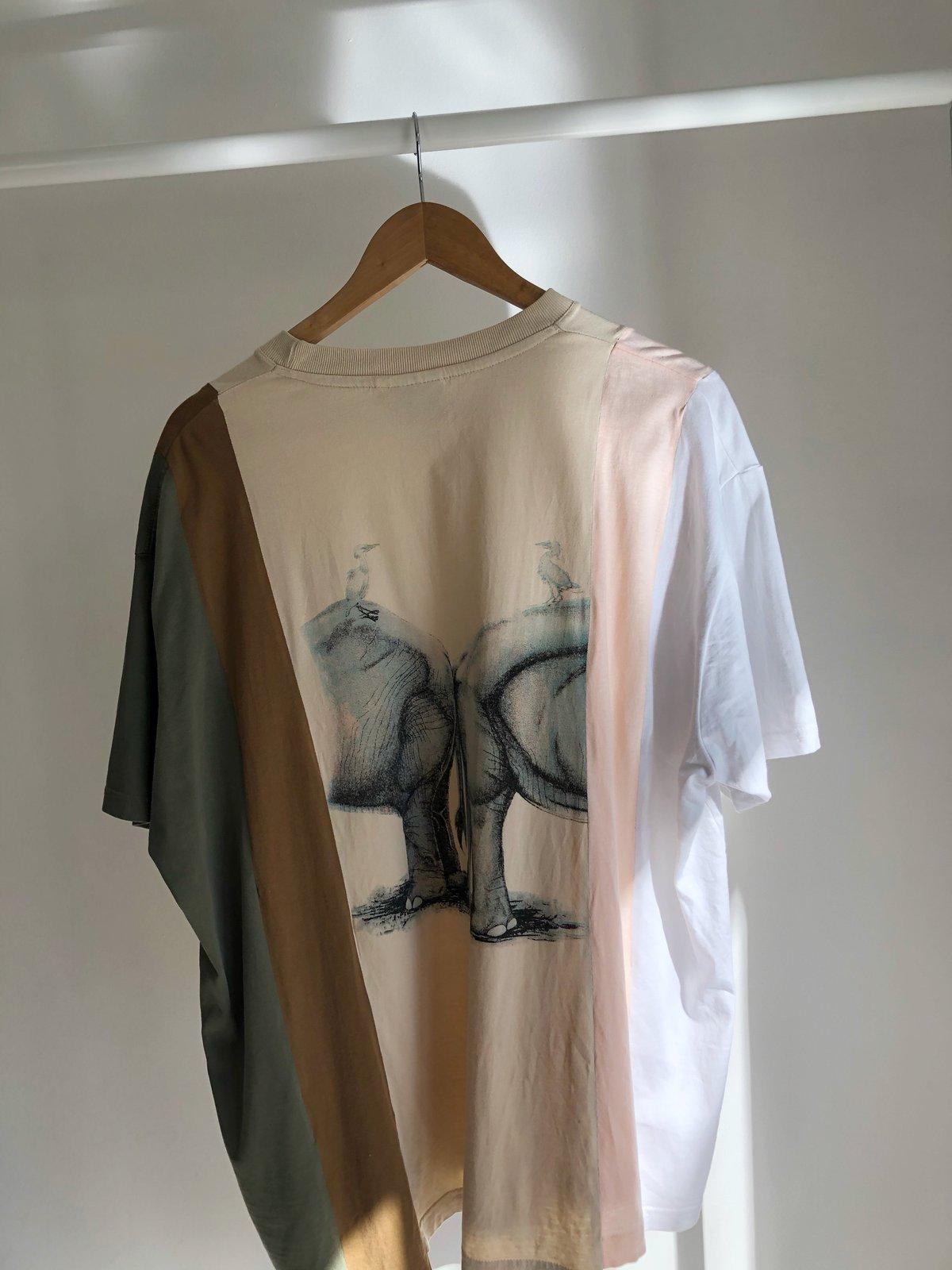 Elephant Reconstructed T-Shirt