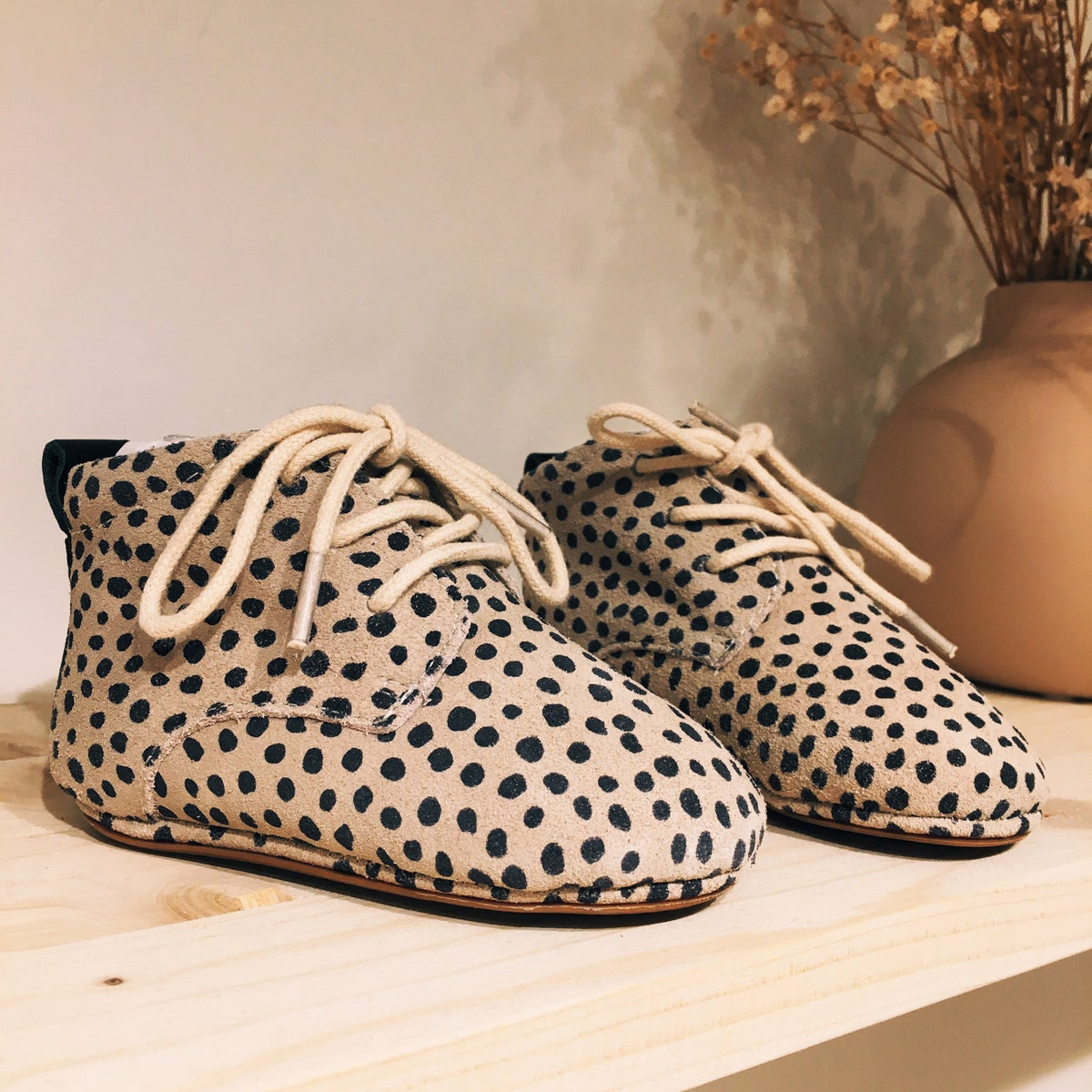 Image of Mockies Classic Boots Speckle Sand