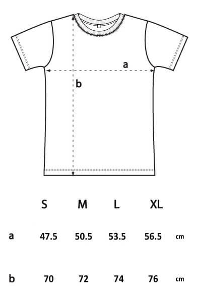 Image of t shirt TMF thorn mask
