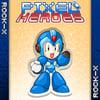 Pixel Heroes - Rock X