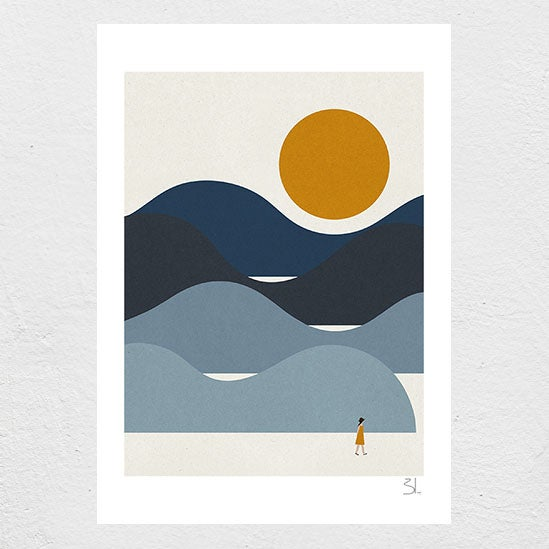 Image of Last Days of Summer Print