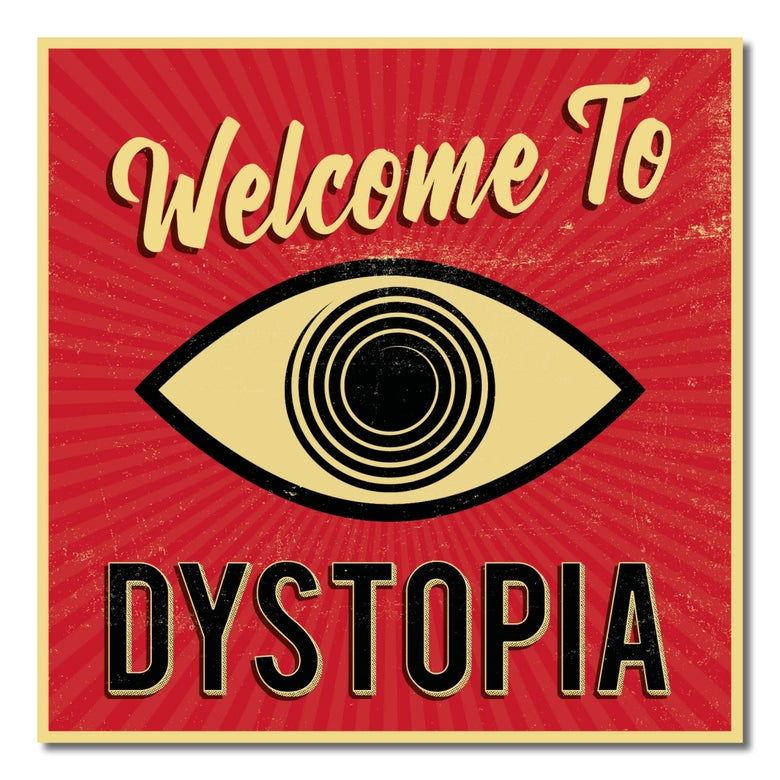 Image of DYSTOPIA CD