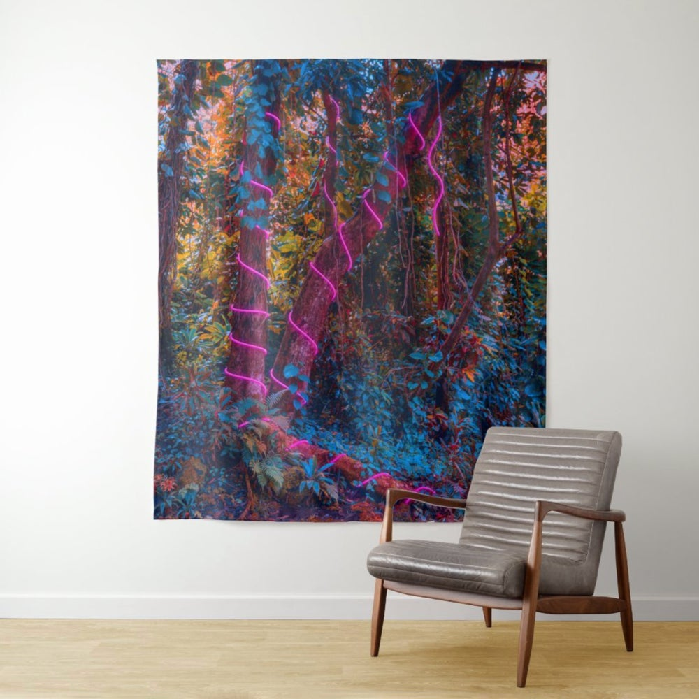 """Tapestry: """"Rooted"""""""