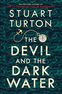 Image of Stuart Turton -- <em>The Devil and the Dark Water</em> -- SIGNED -- Inky Phoenix Book Club