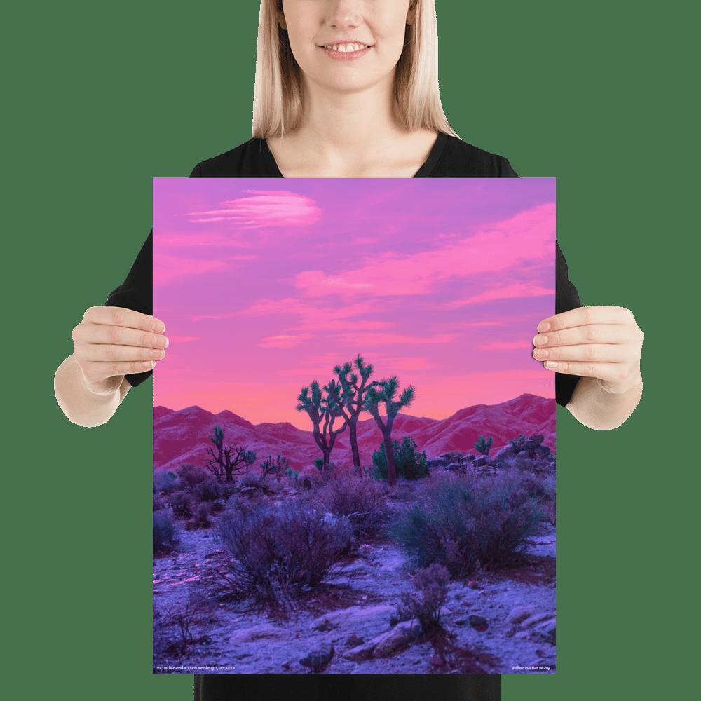 "Poster: ""California Dreaming"""