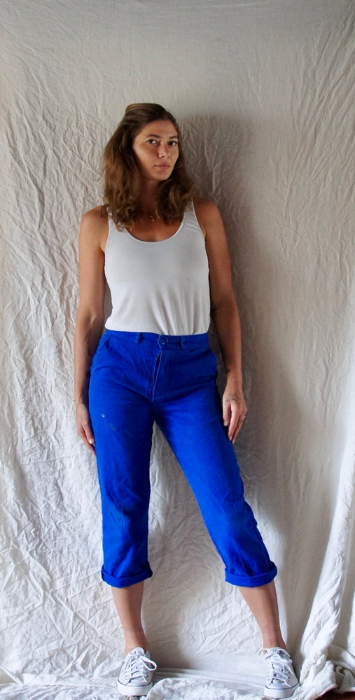 Image of French workwear pants