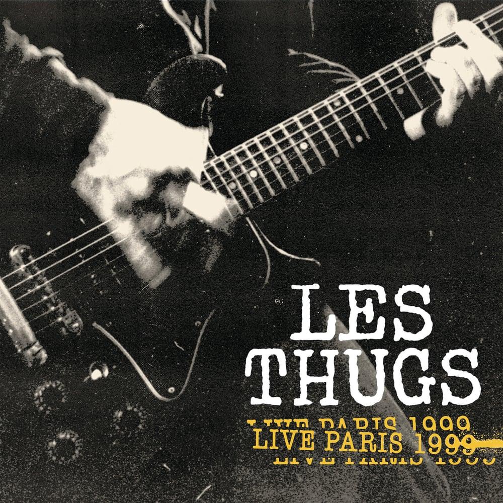 """LES THUGS """"Live Paris 1999"""" CD"""