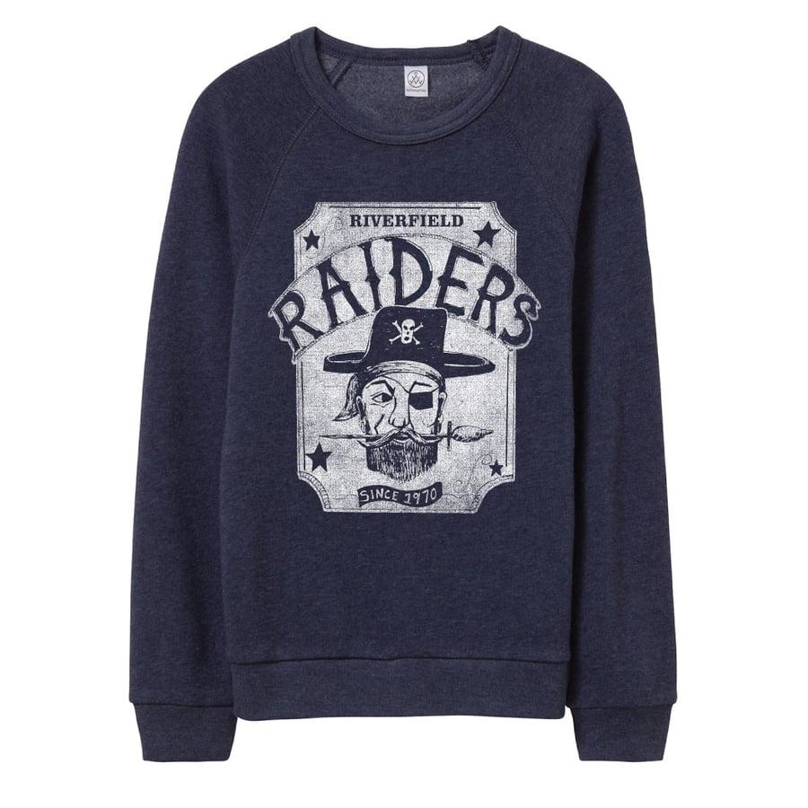Image of Youth Riverfield Sweatshirt- Pre Order