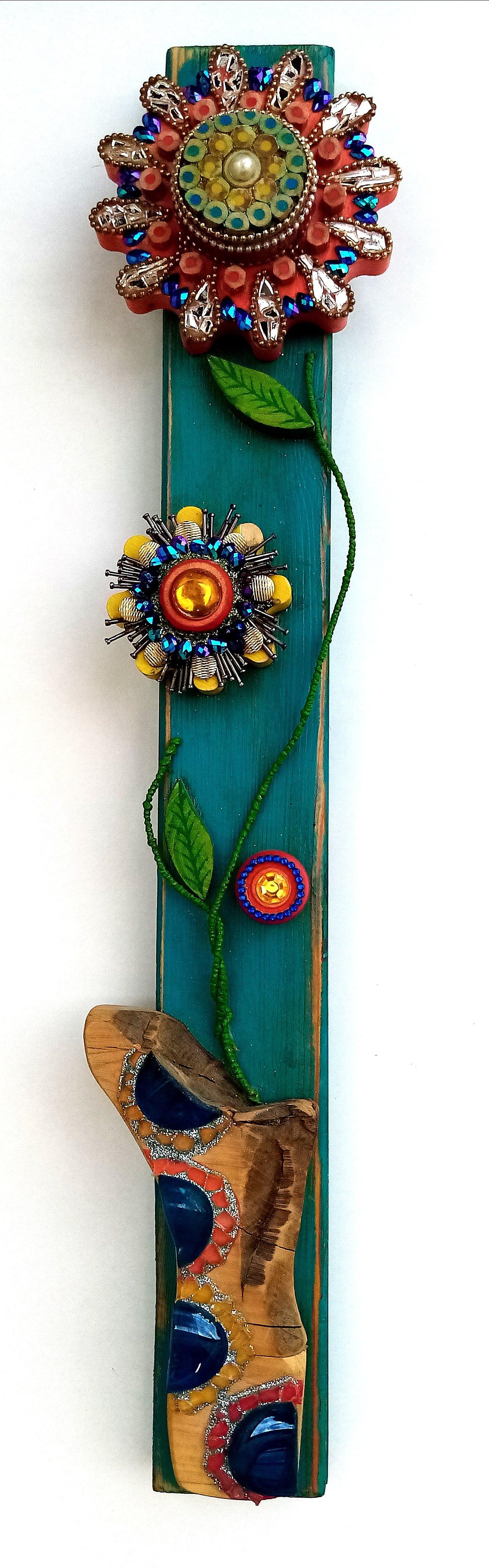 Image of Un gioco di fiori /a game of flowers