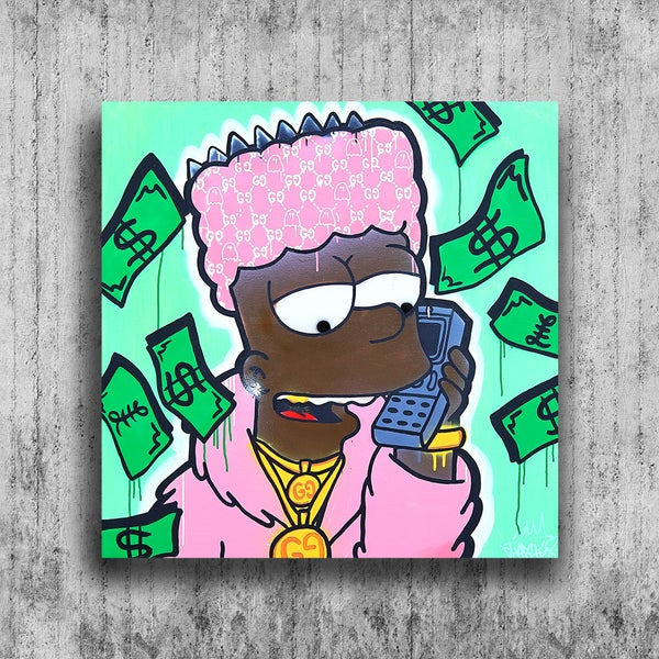 Image of Big Pimpin Bart Original