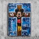 Image 1 of Crucifix Designer Original