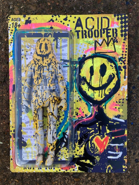 "Image of ACID TROOPER JUMBO (12"")"