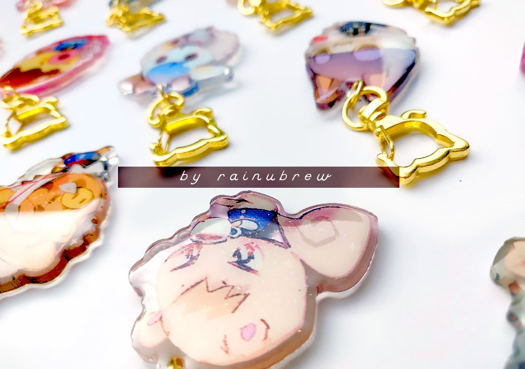 Image of Animal Crossing New Horizons | 2 inch charms
