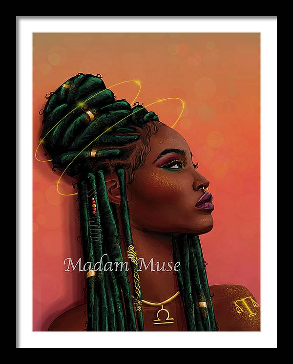"Image of ""Queen Libra"" Prints"