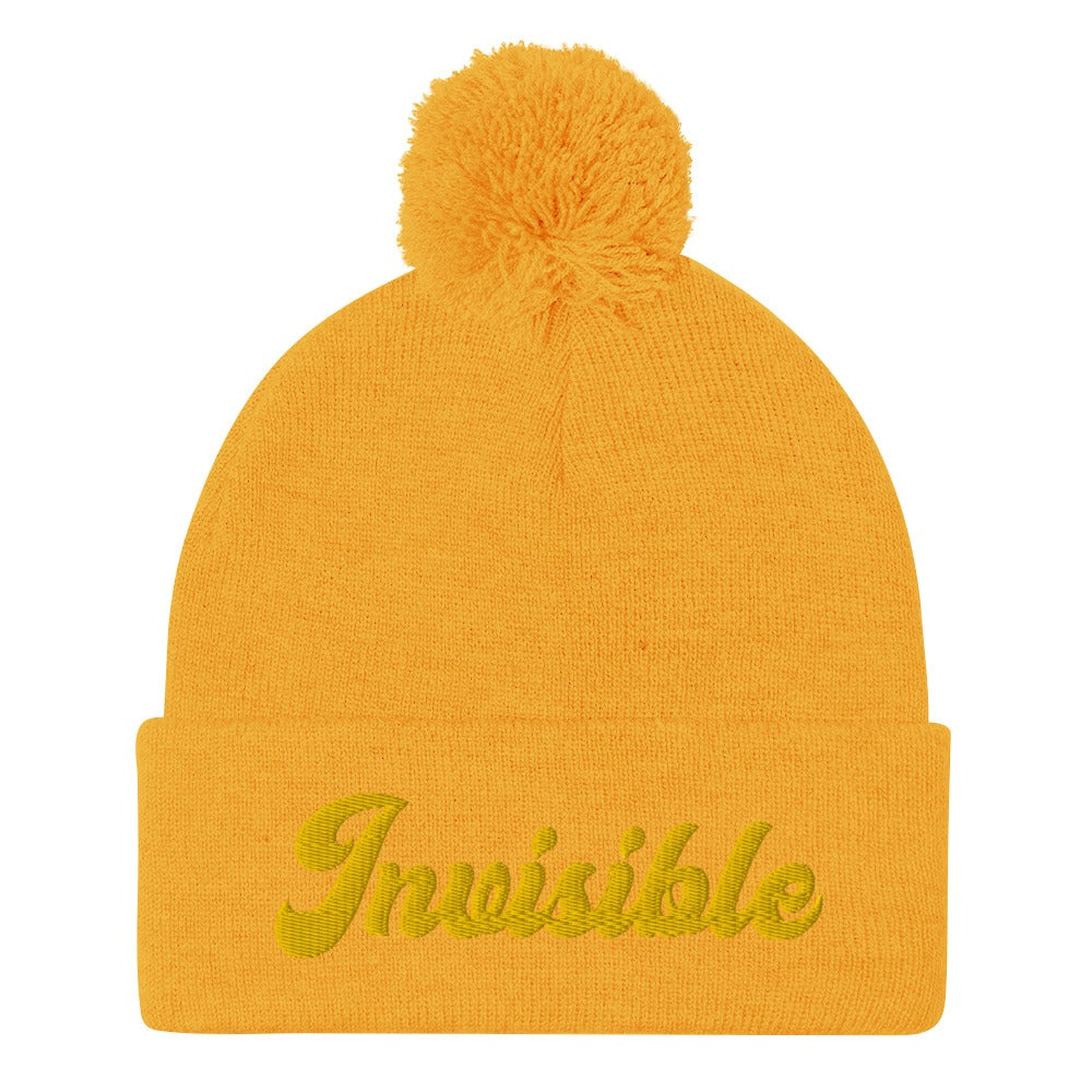 Image of INVISIBLE BEANIE - GOLD