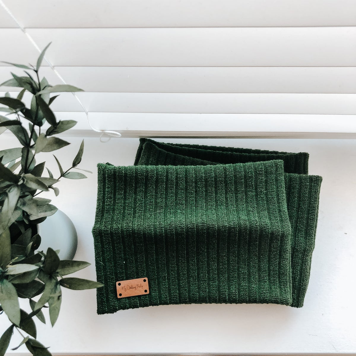 Image of Emerald snood