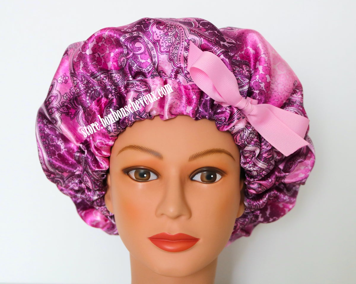 Image of Strawberry Burst Candy Bonnet