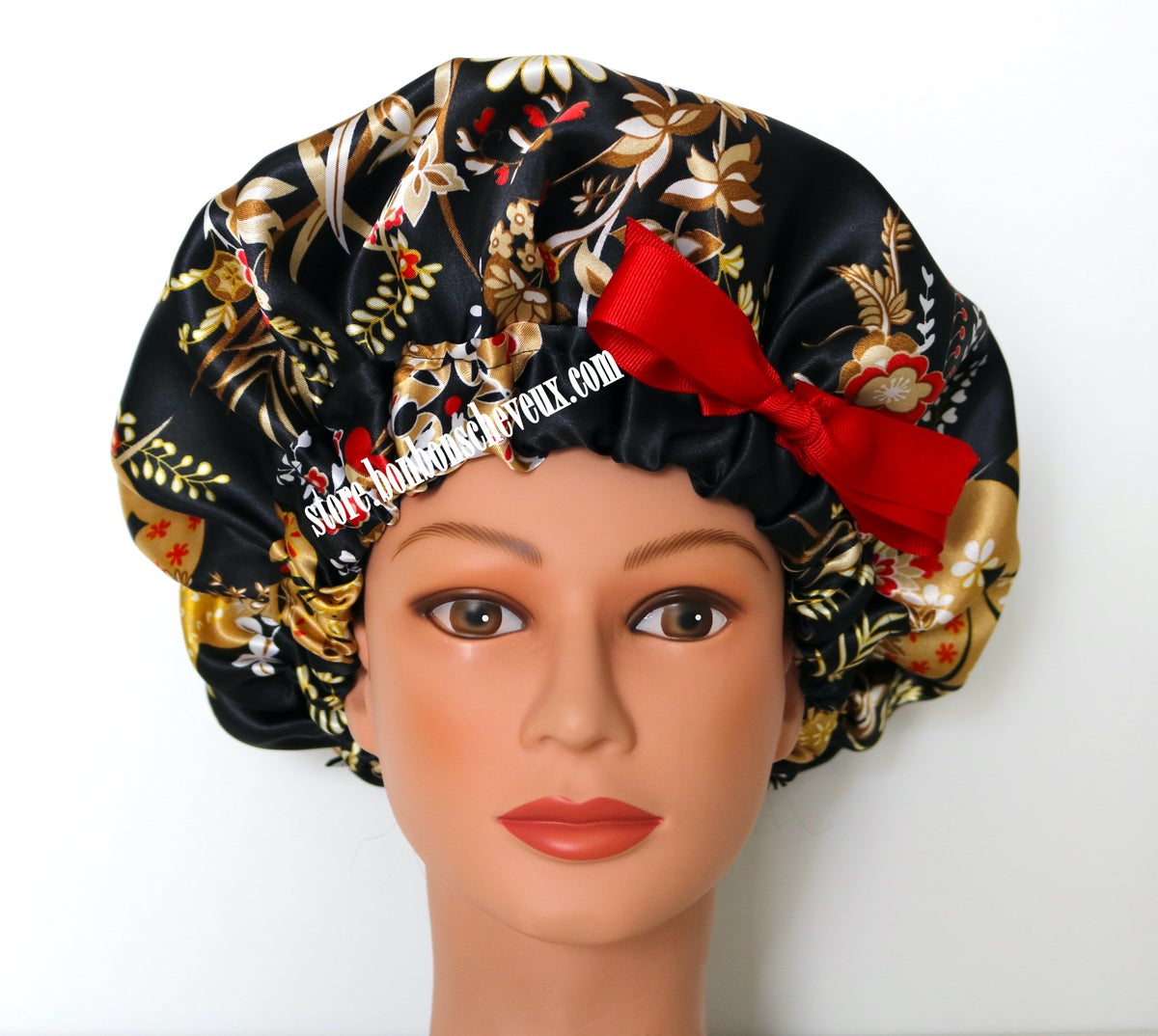 Image of Wild Cherry Candy Bonnet
