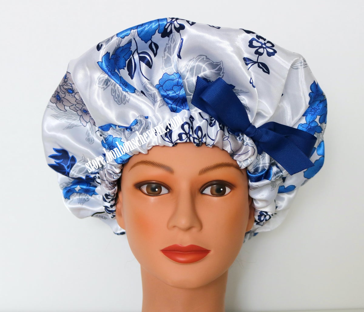 Image of Blue Raspberry Candy Bonnet