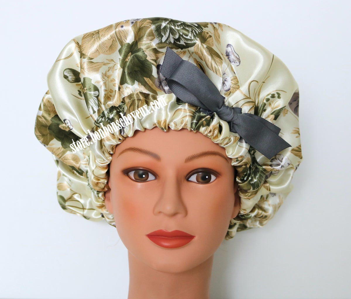 Image of Cream Candy Bonnet