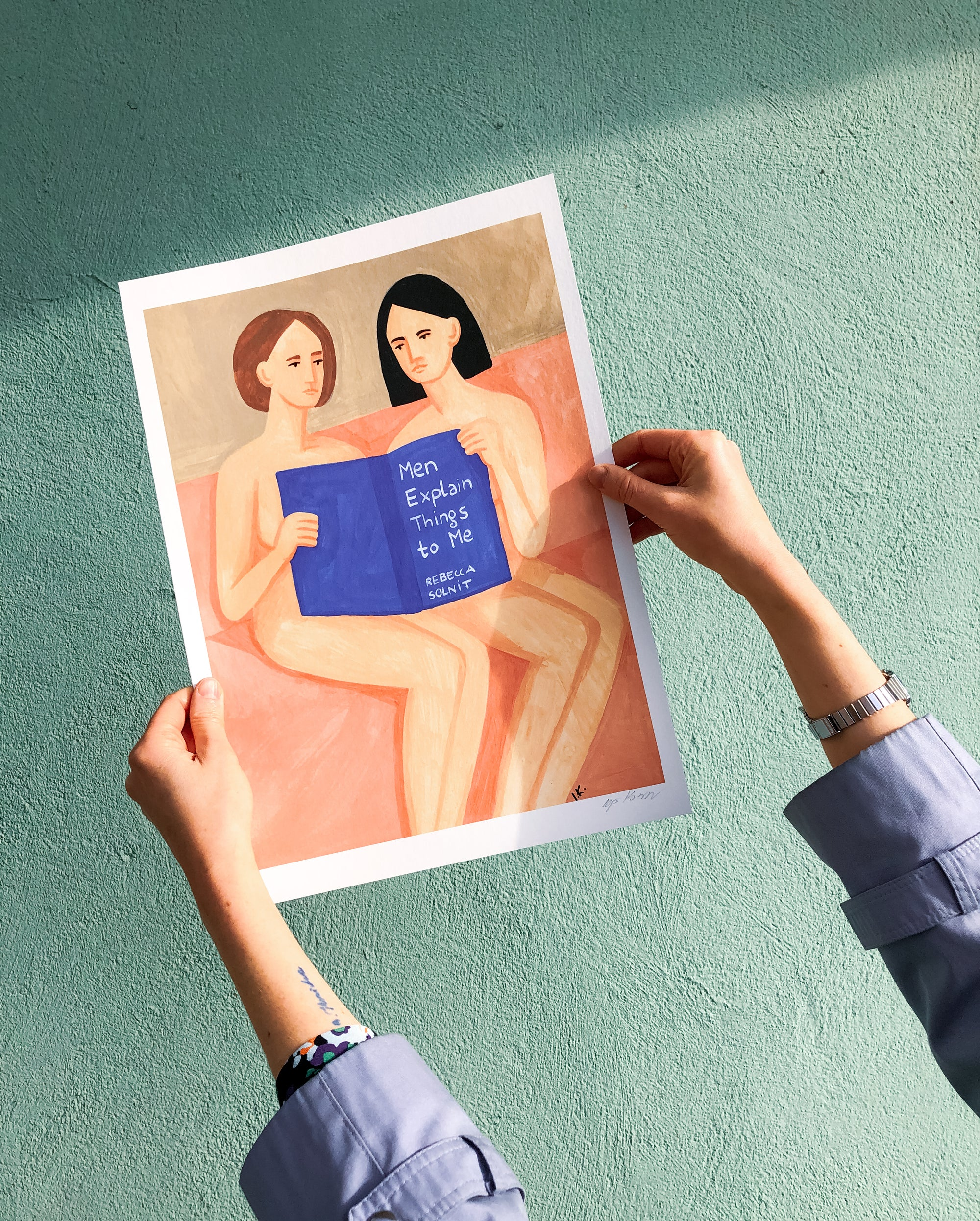 Image of Nudes // Feminists
