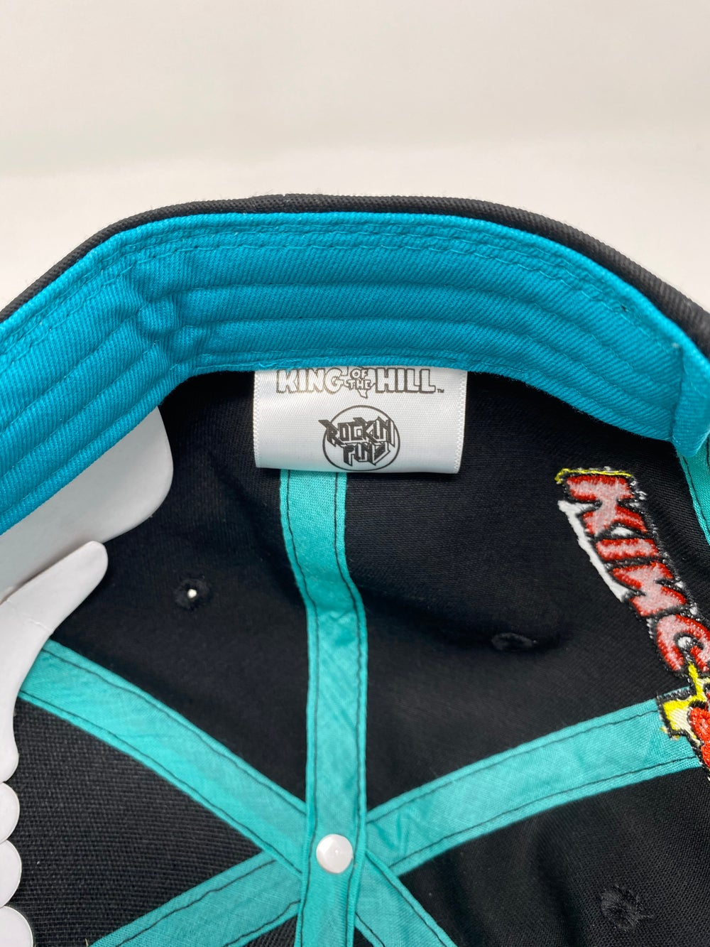 King of the Hill - Bobby Hill Horns Snapback Hat