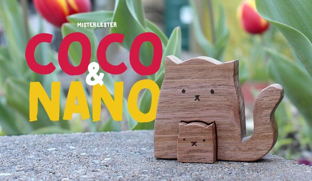 Image of Coco & Nano