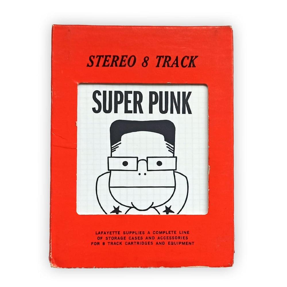 "Super Punk LP ""Kim Jong Goes to Cégep"" 8 Track Cartridge"