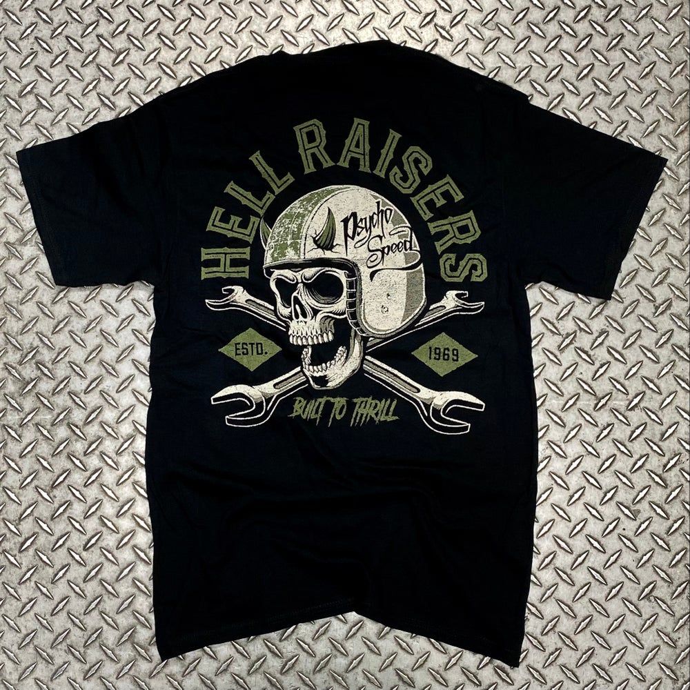 Image of Hell Raisers Tee
