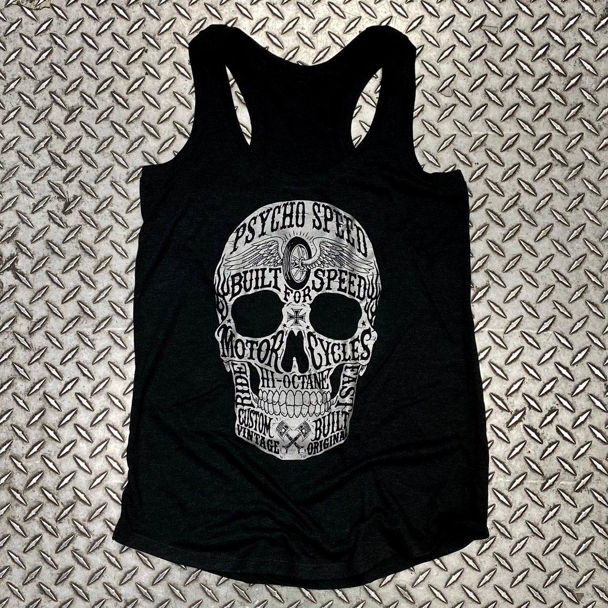 Image of Psycho Skull Tank