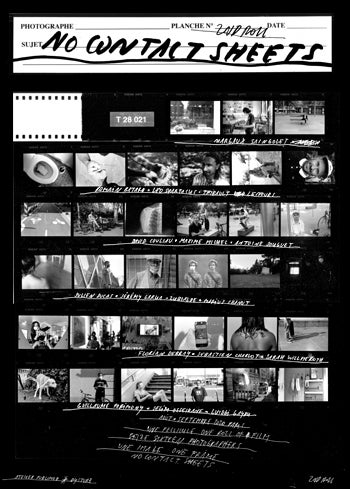 Image of NO CONTACT SHEETS, 2nd Roll