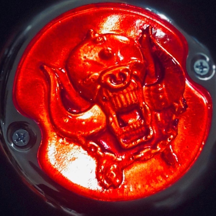 Image of Motorhead Warpig 33 style taillight lens (Lens Only)