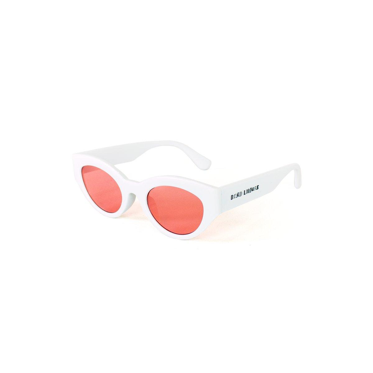 Blinkers Sunglasses - White