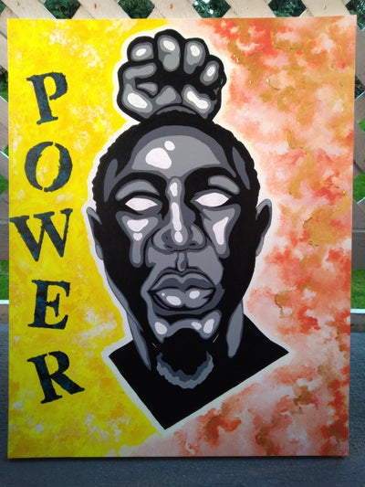 Image of Power of The Black