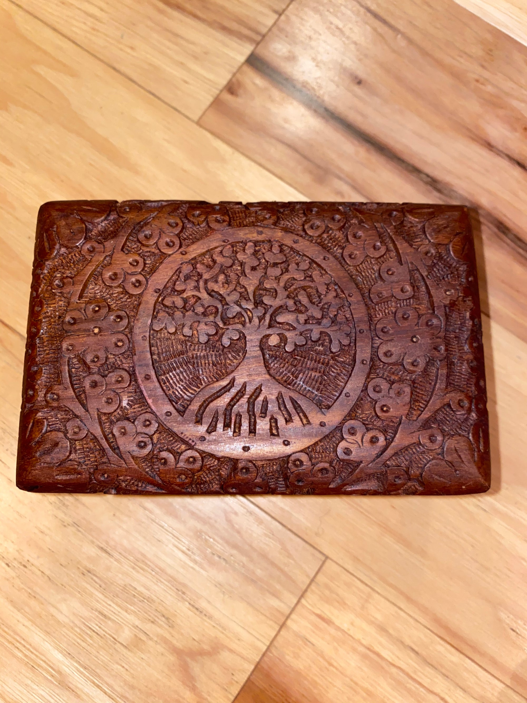 Image of Tree of Life Keepsake Box