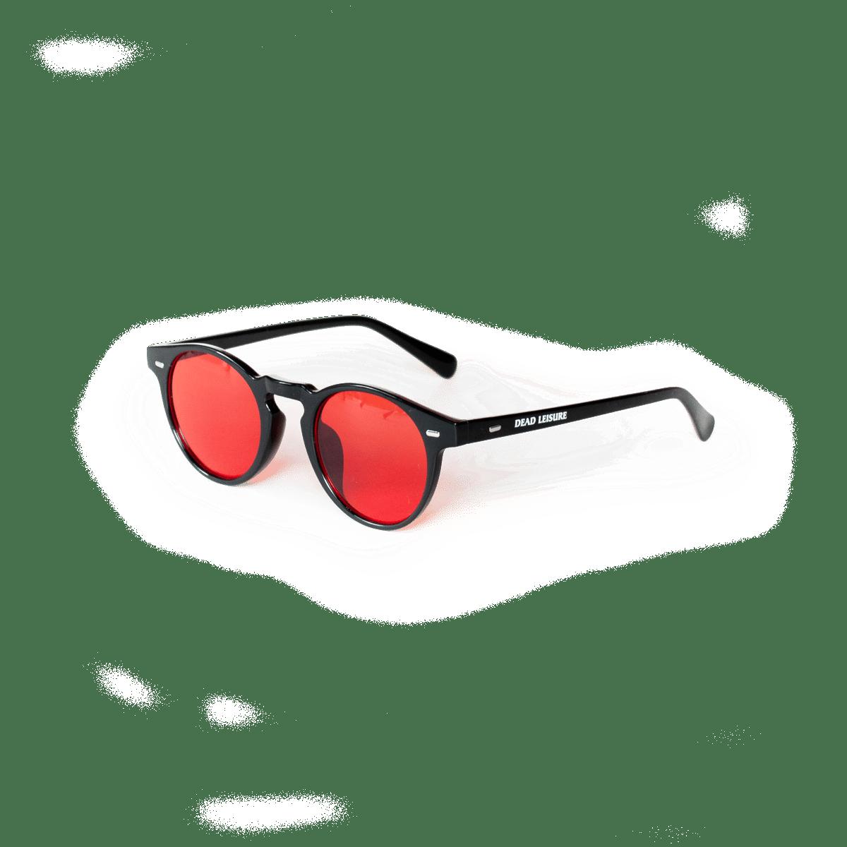 Interpreters Sunglasses - Red