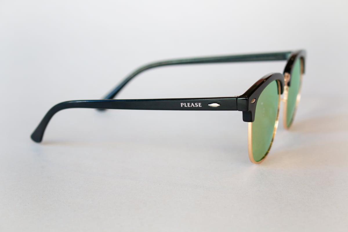 Please Master Sunglasses - Pearl Mirror