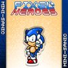 PIXEL HEROES - Mini Sanic