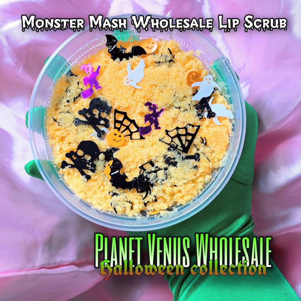 Wholesale, Monster Mash lip scrub (8oz)