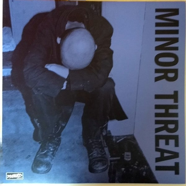 Image of MINOR THREAT - Self Titled LP
