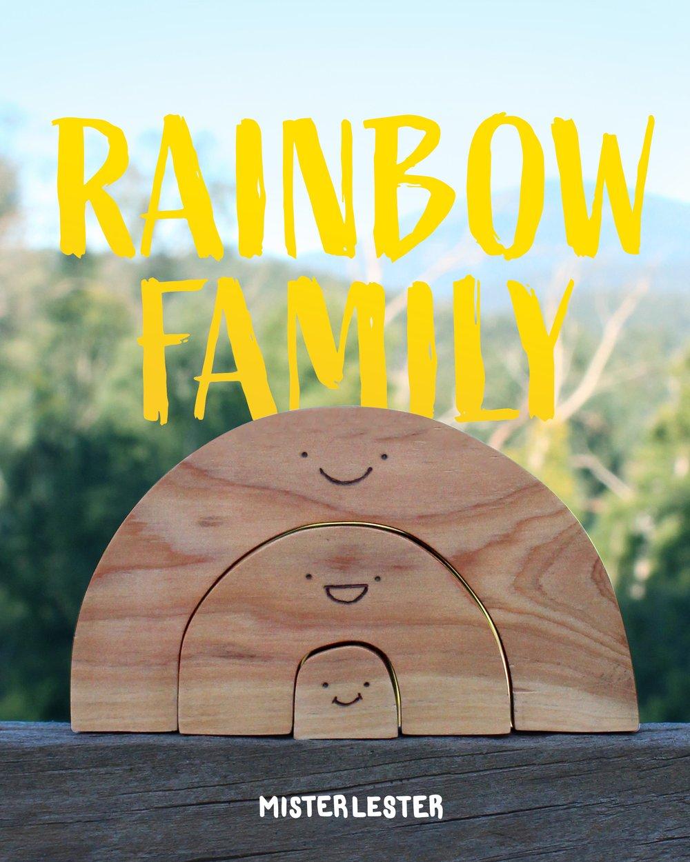 Image of Rainbow Family