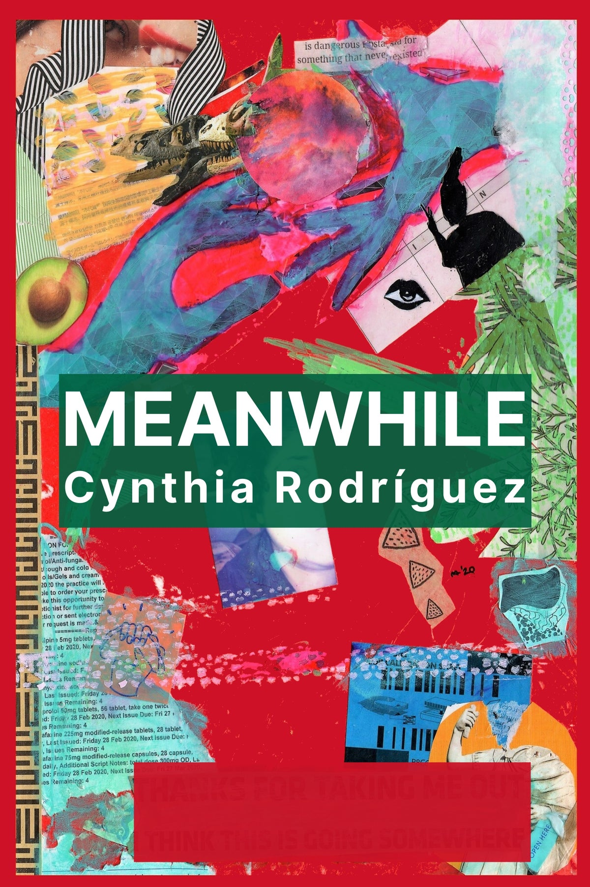 Image of Meanwhile by Cynthia Rodríguez