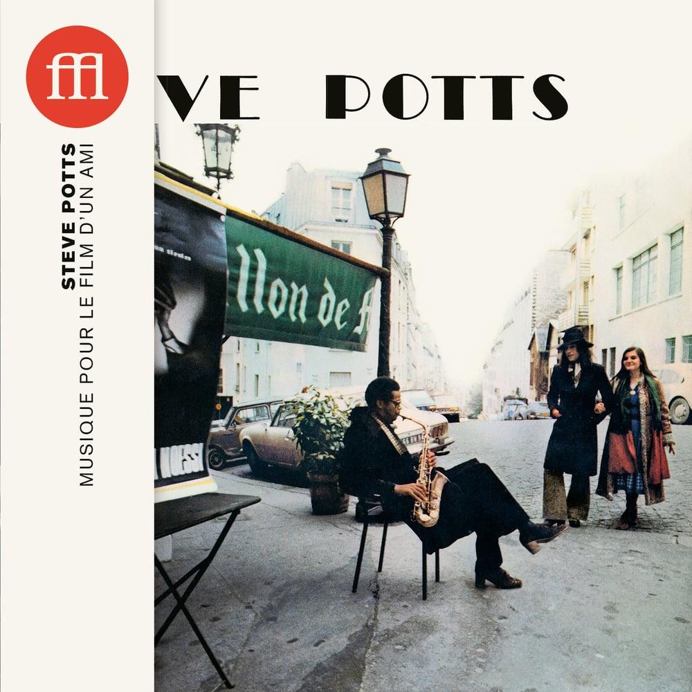Image of Steve Potts - Musique Pour Le Film D'un Ami (FFL062CD)