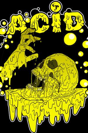 Image of Pitch Acido Zip Hoodie
